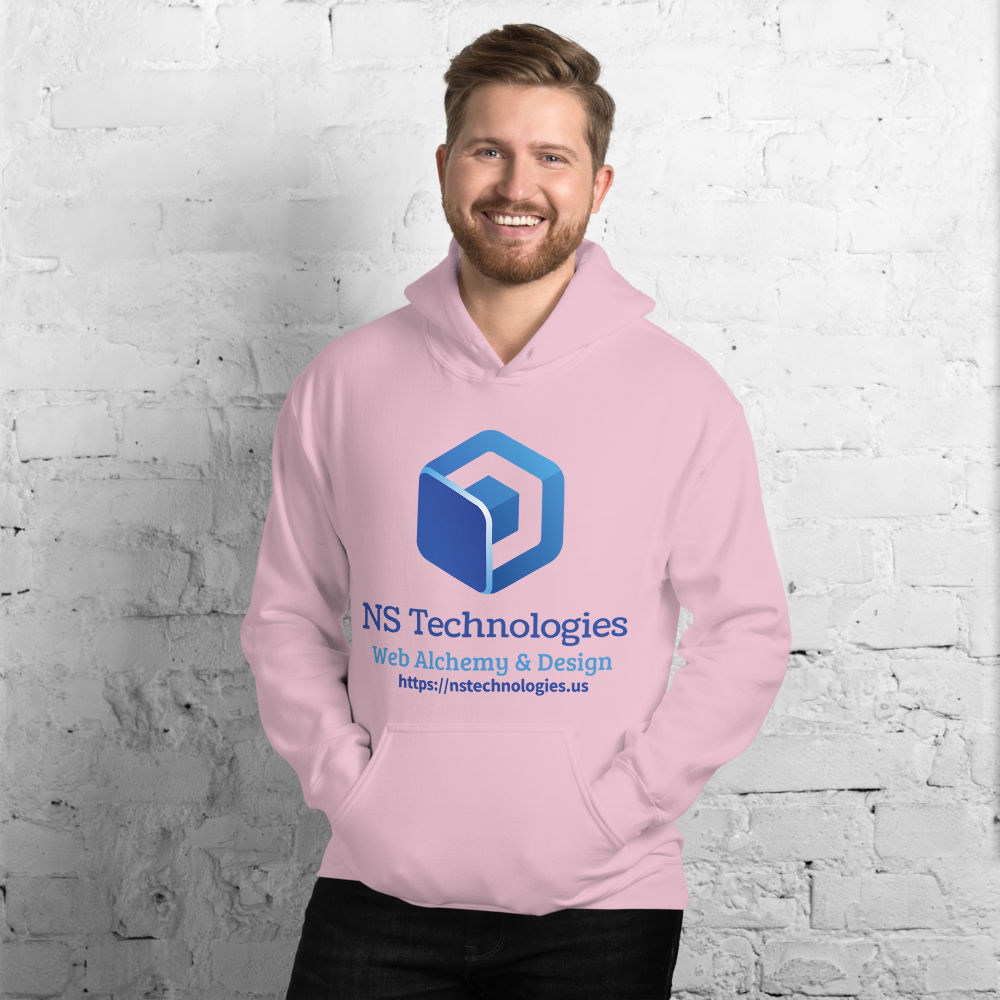ns technologies free swag give away, free hoodie